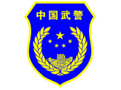 Chinese armed police force